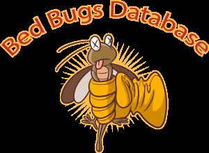 Bed bug database